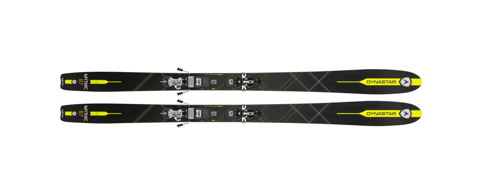 skis MYTHIC 87