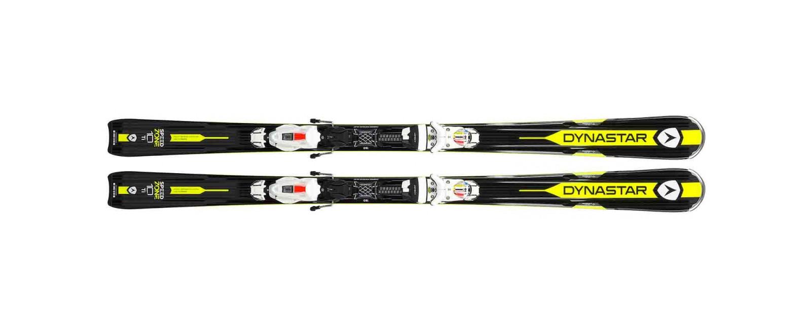 skis SPEED ZONE 10 Ti (KONECT)