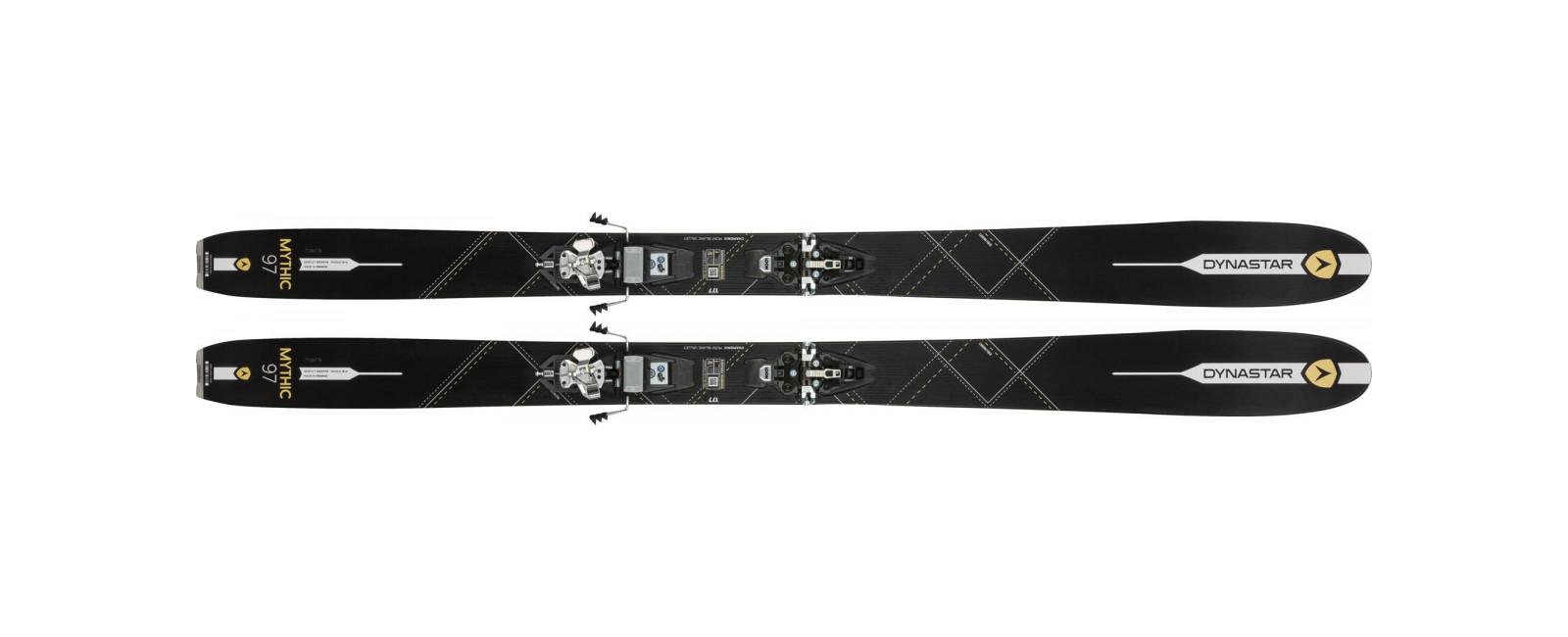 skis MYTHIC 97
