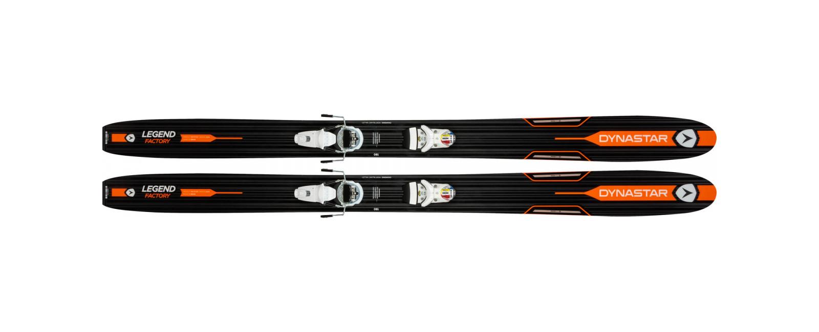 skis LEGEND FACTORY