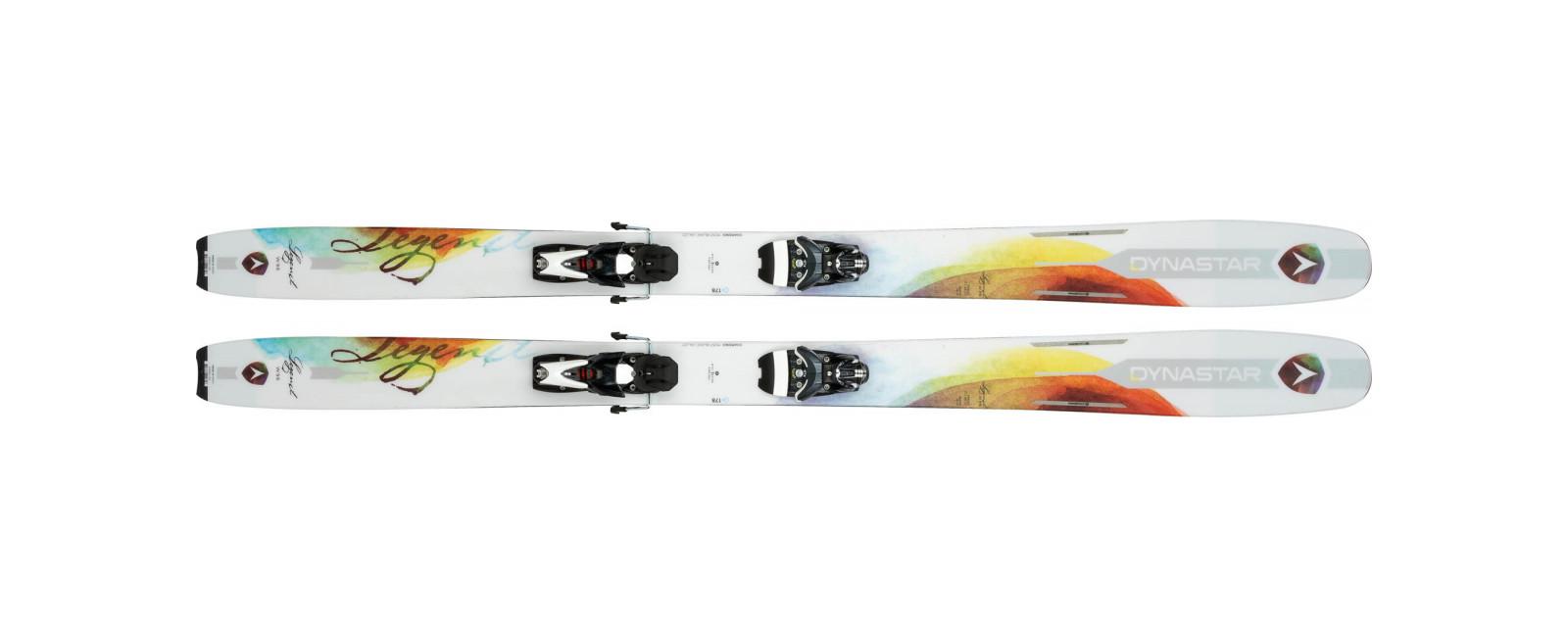 skis LEGEND W96