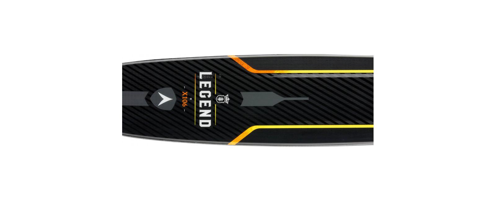 skis LEGEND X106