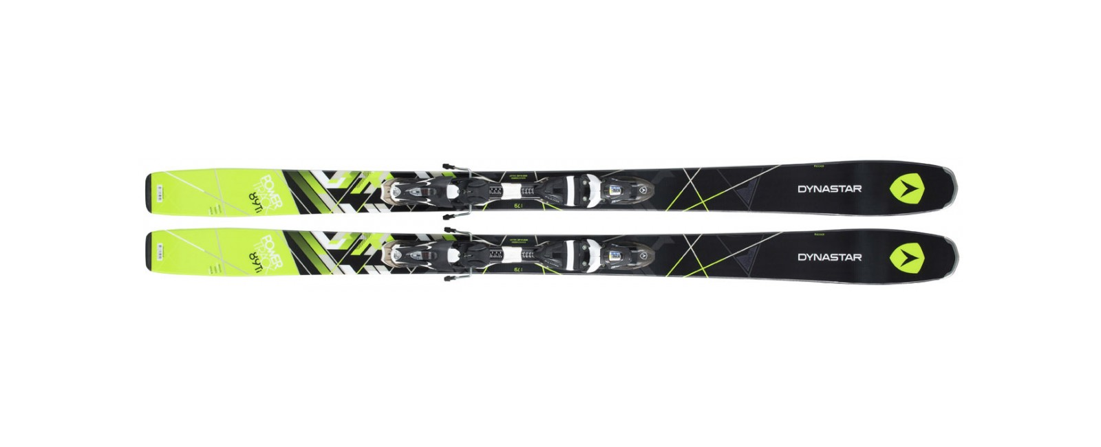 skis POWERTRACK 89 (Fluid X)