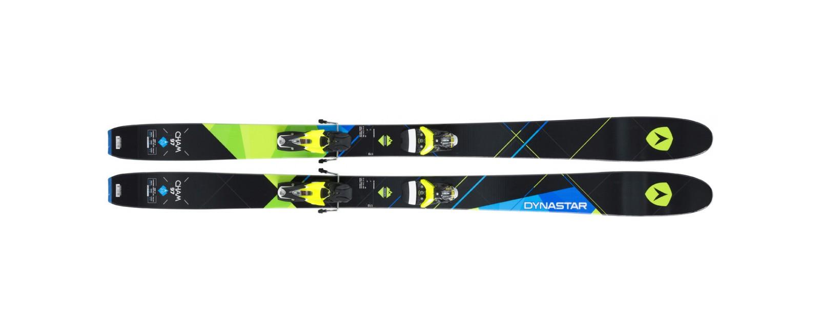 skis CHAM 2.0 97