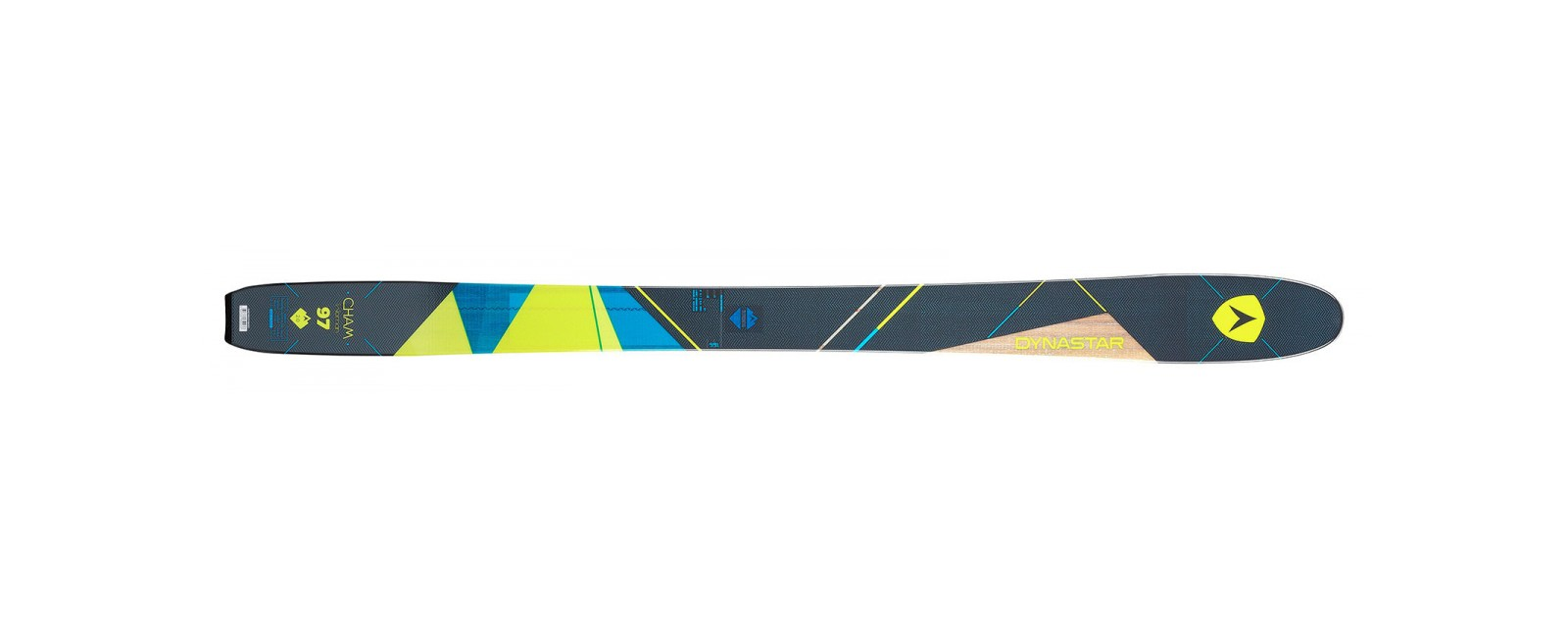 skis CHAM 2.0 WOMAN 97