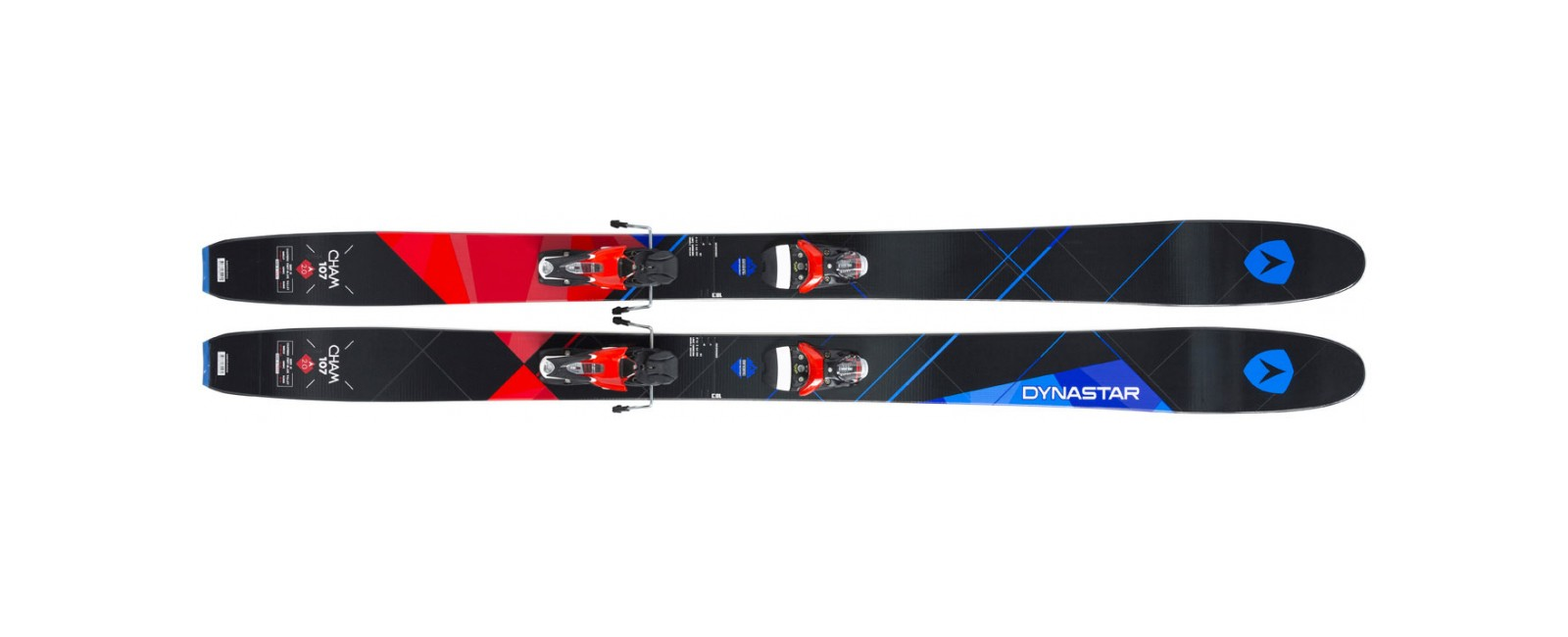 skis CHAM 2.0 107