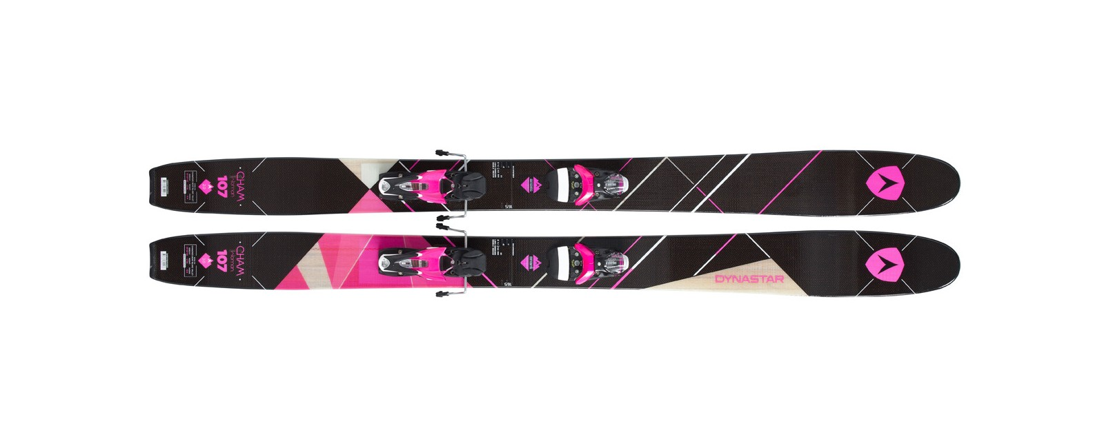 skis CHAM 2.0 WOMAN 107