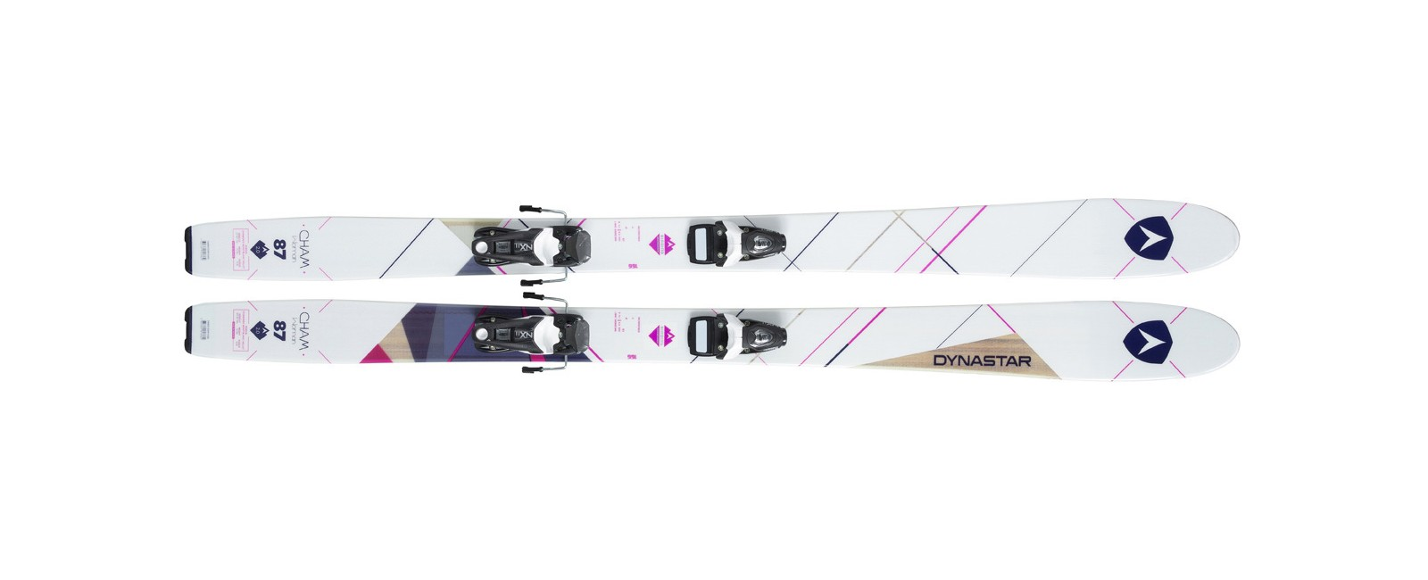 skis CHAM 2.0 WOMAN 87