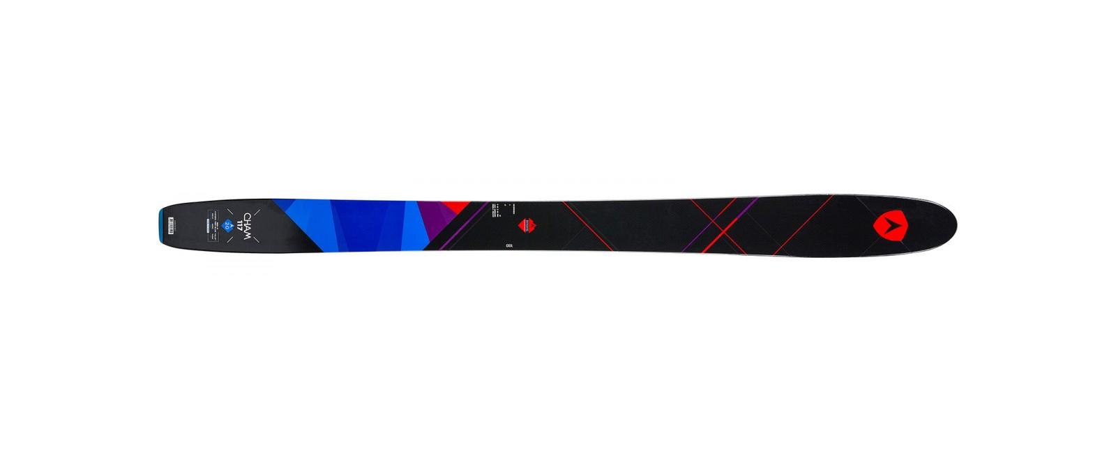 skis CHAM 2.0 117