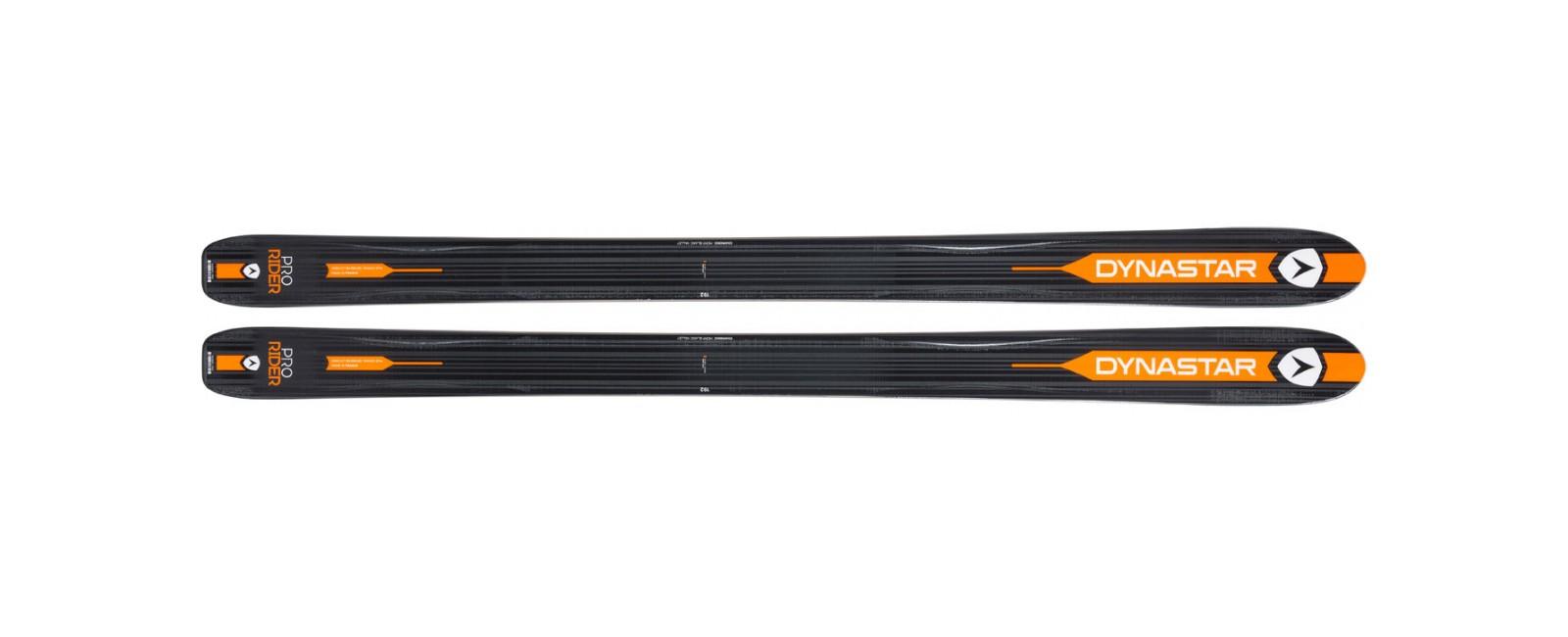 skis PRO RIDER