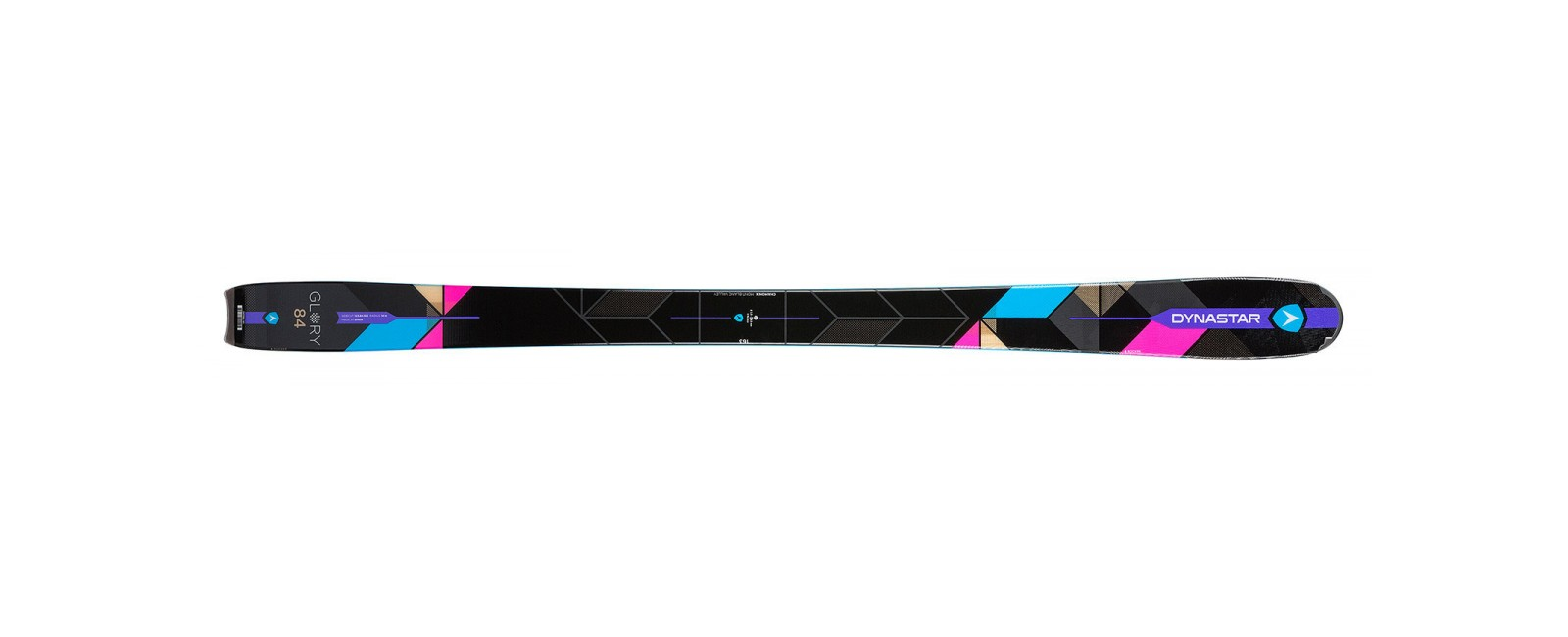 skis GLORY 84