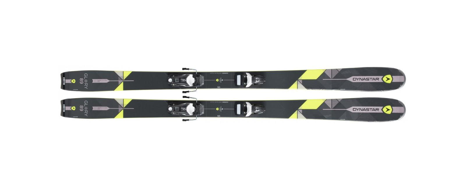 skis GLORY 89