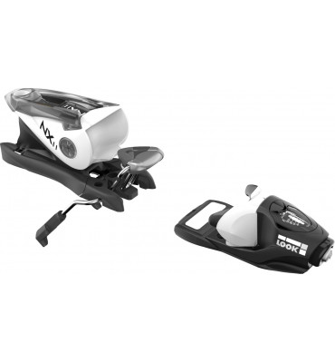 bindings NX 11 B83 BLACK/WHITE