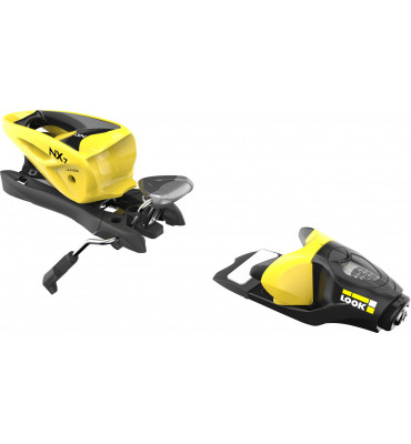 bindings NX JR 7 B93 YELLOW/BLACK