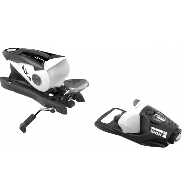bindings NX 10 B83 BLACK/WHITE