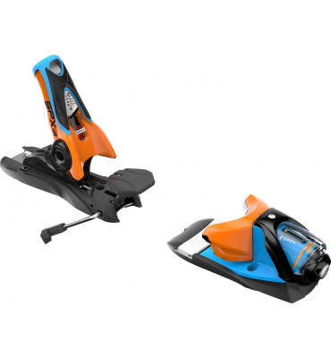 bindings SPX 12 DUAL WTR B120 BLUE/ORANGE