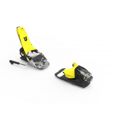 bindings PIVOT 14 DUAL WTR B95 YELLOW/BLACK