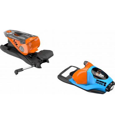 bindings NX 11 B100 BLUE/ORANGE
