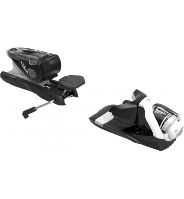 bindings NX 12 DUAL WTR B90 BLACK/WHITE