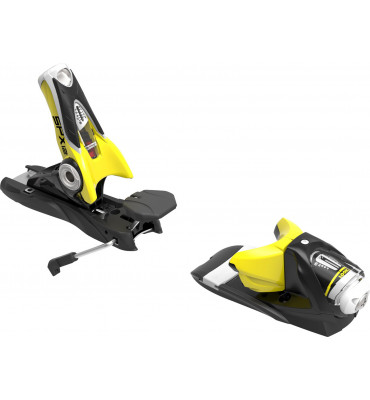 bindings SPX 12 DUAL WTR B120 BLACK/YELLOW
