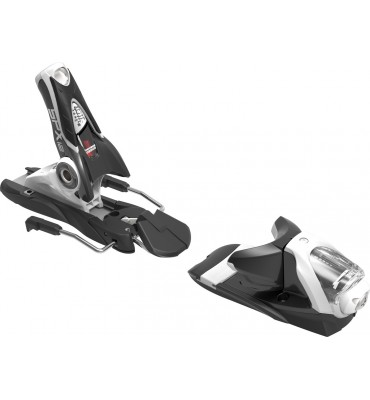 bindings SPX 12 DUAL WTR B90 BLACK WHITE