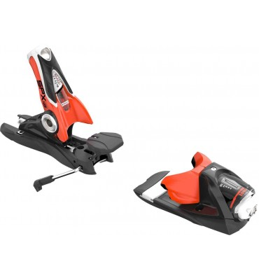 bindings SPX 12 DUAL WTR B100 BLACK RED