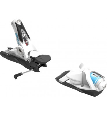 bindings SPX 12 DUAL WTR B100 WHITE BLUE