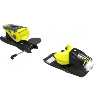 bindings NX 12 DUAL WTR B100 BLACK YELLOW