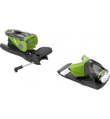 bindings NX 12 DUAL WTR B90 BLACK GREEN