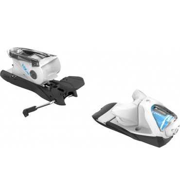 bindings NX 12 DUAL WTR B100 WHITE BLUE