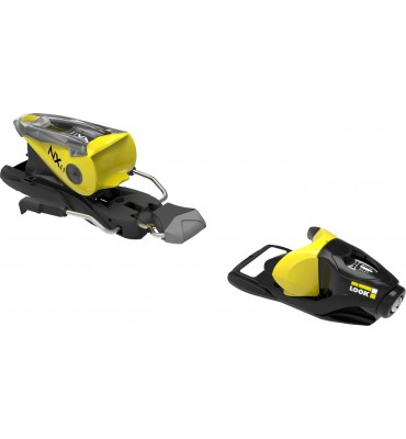 bindings NX 11 B100 BLACK YELLOW