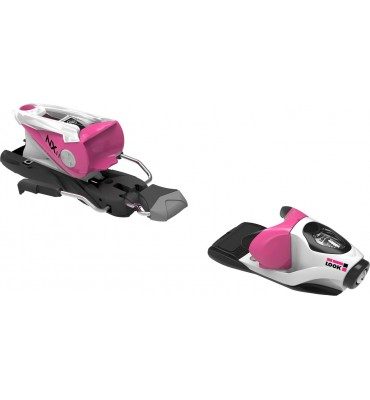bindings NX 11 B100 PINK WHITE