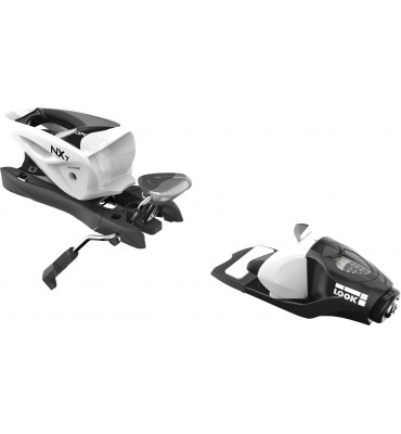 bindings NX JR 7 B83 BLACK WHITE