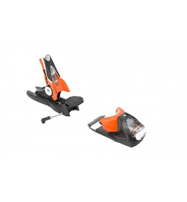 bindings SPX 12 DUAL WTR B100 BLACK ORANGE
