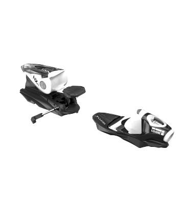bindings NX 11 FLUID B93 BLACK WHITE