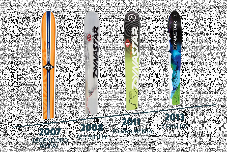 vieux ski vente