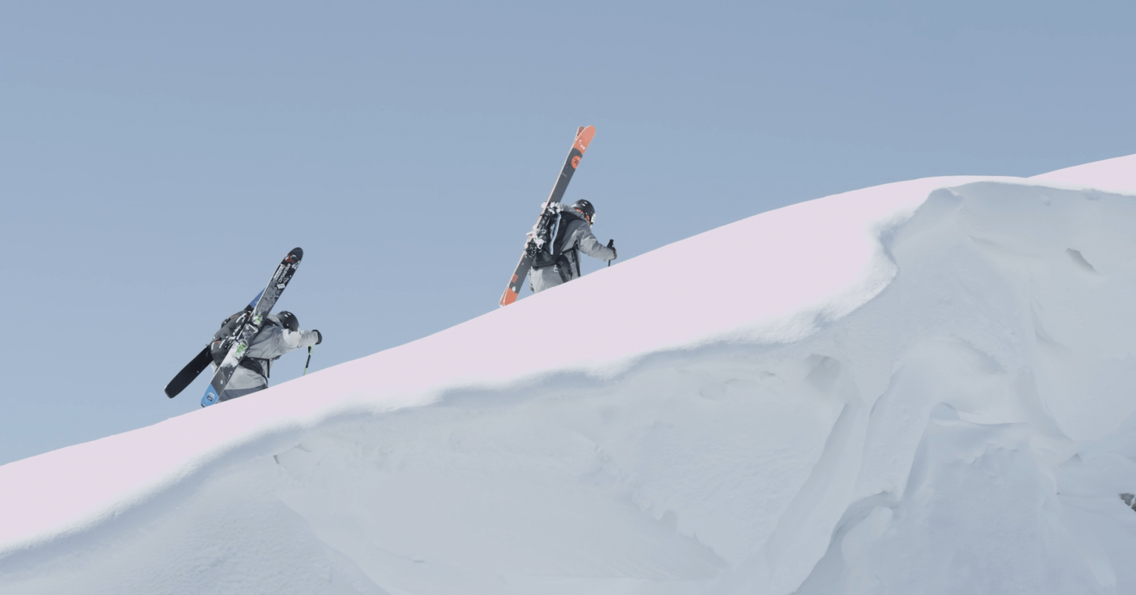 La magie de skier en Inde : LE CÔTÉ SAUVAGE de Mario Gattinger