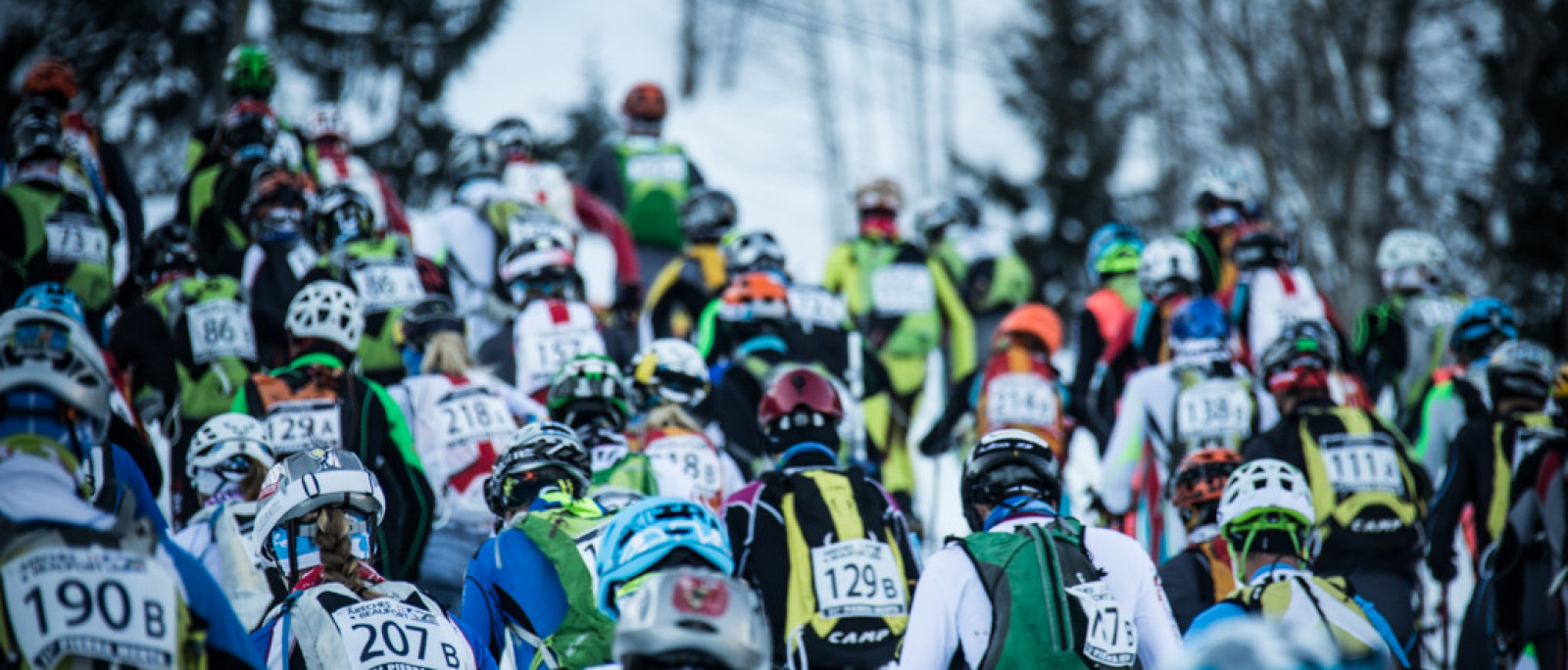 Ski mountaineering is now an Olympic discipline